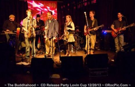 The Buddhahod at the Lovin Cup Rochester NY for the Buddhahood CD Root Release Show